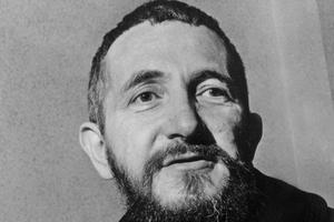 L'abbé Pierre en 1956.