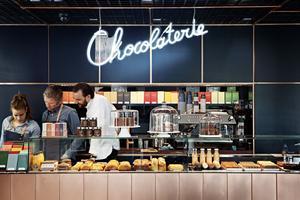 La Chocolaterie.