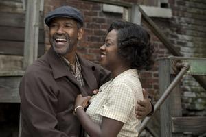 Denzel Washington et Viola Davis.