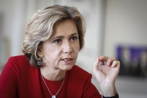 Valérie Pécresse, présidente LR de la région Île-de-France