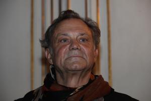 Philippe Caubère a reçu avec émotion ce 45e prix, assortie d'une médaille et d'un chèque conséquent.