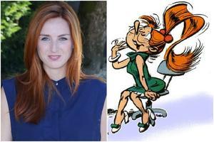 Alison Wheeler incarnera M'oiselle Jeanne dans le film.