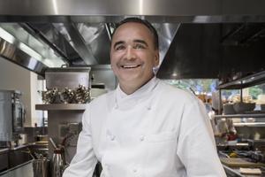 Le chef new-yorkais inaugurera en juin sa première table sur la côte ouest. Crédit: Francesco Tonelli