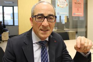 Tahar Belmounès, directeur général de la CAF de Seine-Saint-Denis.