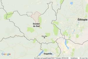 L'état de famine vient d'être déclaré dans certaines parties de l'État Unité.