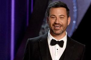 L'humoriste Jimmy Kimmel.