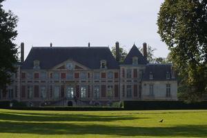Le château de Guermantes
