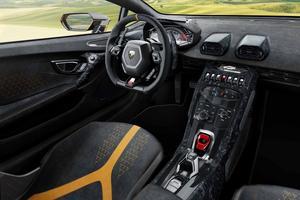 Un indicateur spécial indique les phases de fonctionnement du système d'optimisation de l'aérodynamique.