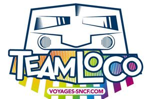 Le logo de la Team Loco