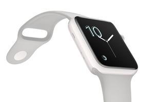 L'Apple Watch Edition, en céramique.
