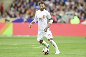 Sergio Ramos, le capitaine de la Roja