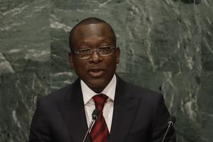 Patrice Talon est l'actuel président du Bénin.