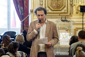 François Morel a animé la «dictée noire» en 2016.