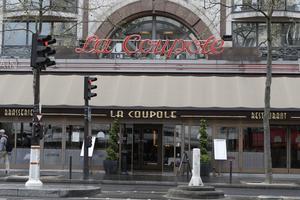 Le restaurant la Coupole de nos jours.