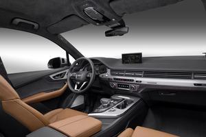 L'ambiance intérieure répond aux standards du haut de gamme.