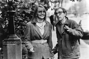 Diane Keaton et Woody Allen dans «Manhattan».
