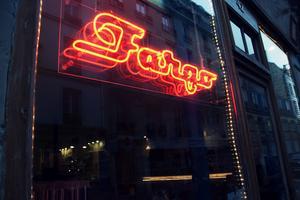 Le label Fargo et le Disquaire Day investissent le restaurant Co.