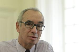 Jean Pisani-Ferry a délaissé son poste de commissaire général à la stratégie et à la prospective pour En marche!.