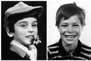 Alexandre (à gauche) et Cyril ont été tués le 28 septembre 1986 à coups de pierre.