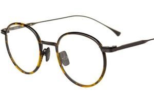 55ec78458b68e7 Chez Paname, on propose des lunettes rétros associant métal et écailles.