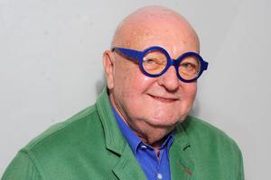 Jean-Pierre Coffe ne manquait jamais l occasion d associer ses lunettes à ccd88632d9b2