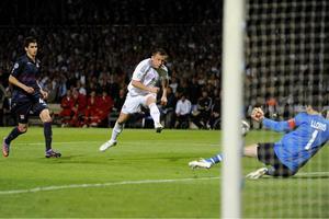 Lyon avait été éliminé en demi-finales contre le Bayern Munich, en 2010