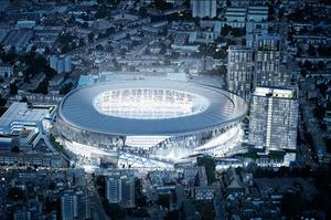 Le futur White Hart Lane