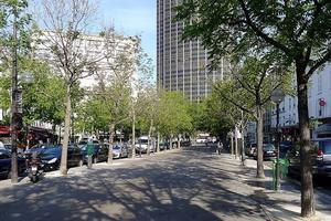 Boulevard Edgar-Quinet (XIVe).