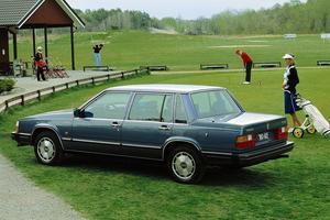 Une berline 760 taillée pour les Etats-Unis.