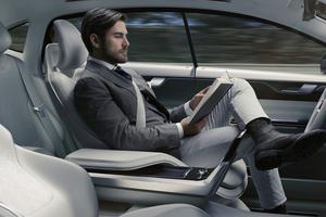Volvo travaille activement au développement de la voiture autonome.