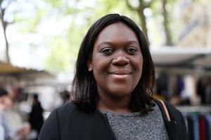 Laëtitia Avia, députée de la 8ème circonscription de Paris.