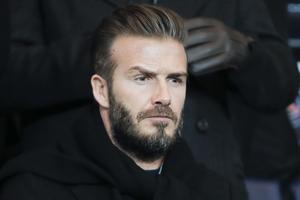 David Beckham a contribué à la nouvelle notoriété internationale du PSG