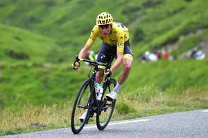 Pour la montagne, les coureurs disposent de vélos spécifiques