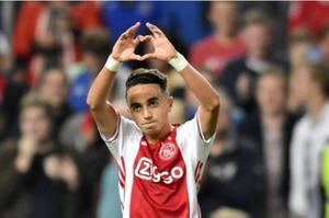 Le jeune Abdelhak Nouri, sous les couleurs de l'Ajax