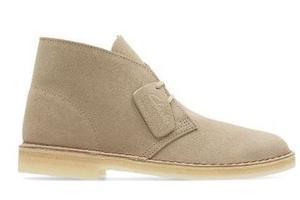 Desert boots Clarks, 130€. (Clarks )