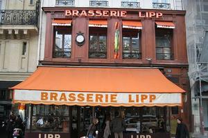 La Brasserie Lipp (VIe).