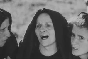 Susanna Pasolini dans le rôle de Marie.