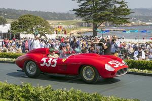 La Ferrari 315 S de John McCaw.