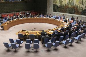 Le conseil de sécurité de l'ONU s'est réuni en urgence mercredi.
