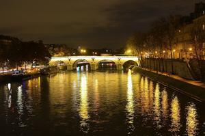 Pont Marie, Paris.