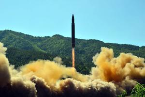 Le Hwasong-14 pourrait atteindre les États-Unis.