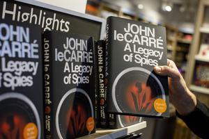 Une librairie londonnienne le 7 septembre 2017.
