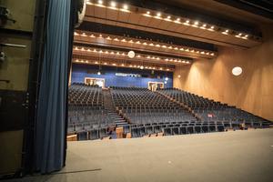 Le Théâtre Alexandre-Dumas.