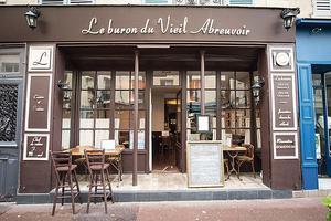 Restaurant Le Buron du Vieil Abreuvoir.