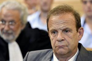 François-Marie Banier, au tribunal de Bordeaux le 24 août 2016.