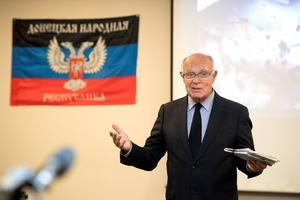 Jacques Clostermann, ancien cadre du Rassemblement-Bleu-Marine