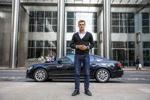 Markus Villig, le très jeune (23 ans) PDG de Taxify.