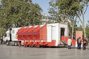 Le MuMo 2 (Musée mobile.