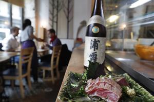 Tsubame, une auberge urbaine dans le style izakaya.