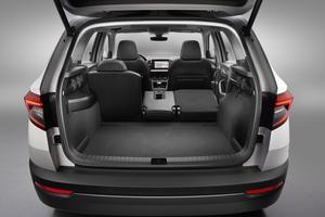 L'une des principales qualités du Karoq est son impressionnant volume de chargement au regard de sa taille; Elle lui permet même de taquiner des SUV un peu plus grands.
